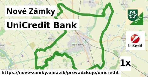 UniCredit Bank v Nové Zámky