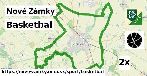 Basketbal, Nové Zámky