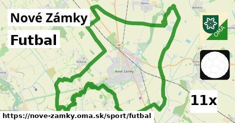 ilustračný obrázok k Futbal, Nové Zámky