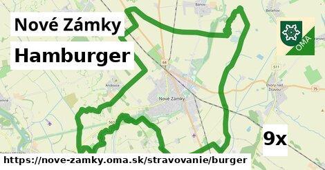 Hamburger, Nové Zámky
