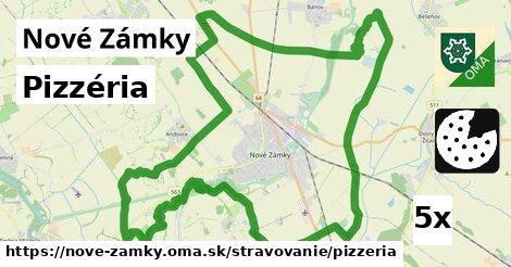 Pizzéria, Nové Zámky