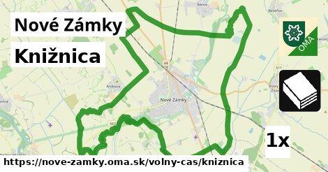 Knižnica, Nové Zámky