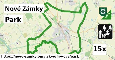 ilustračný obrázok k Park, Nové Zámky