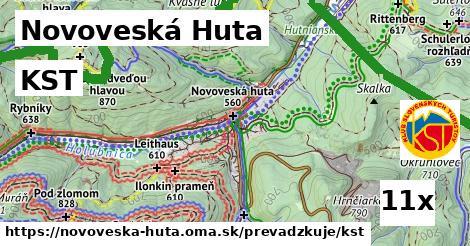 KST v Novoveská Huta