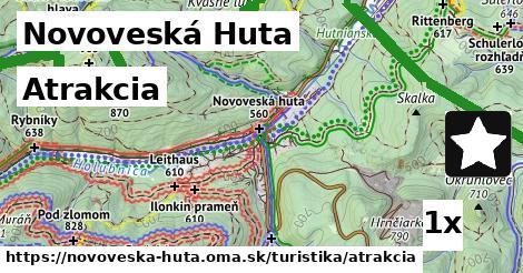 atrakcia v Novoveská Huta