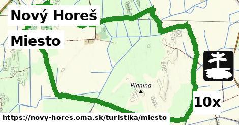 ilustračný obrázok k Miesto, Nový Horeš