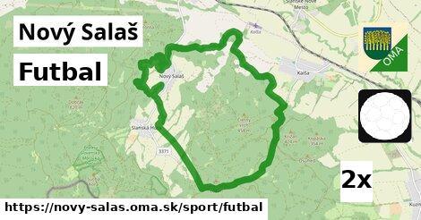 ilustračný obrázok k Futbal, Nový Salaš
