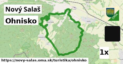 ilustračný obrázok k Ohnisko, Nový Salaš