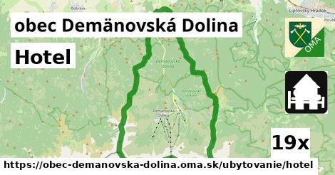 hotel v obec Demänovská Dolina