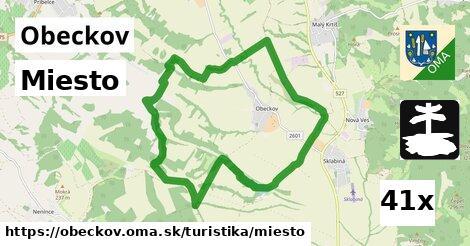 ilustračný obrázok k Miesto, Obeckov