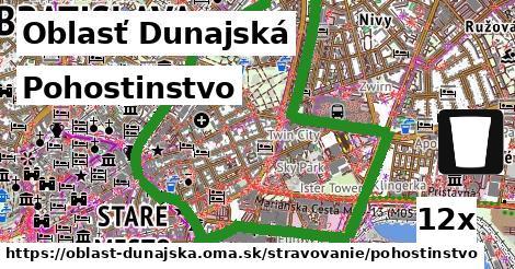 ilustračný obrázok k Pohostinstvo, Oblasť Dunajská