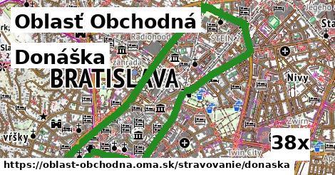 ilustračný obrázok k Donáška, Oblasť Obchodná