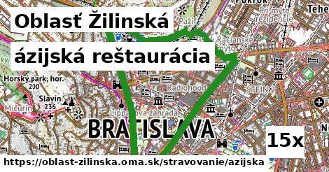 ilustračný obrázok k ázijská reštaurácia, Oblasť Žilinská