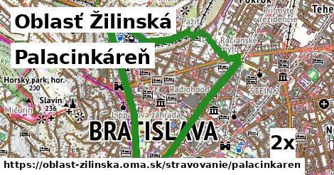 palacinkáreň v Oblasť Žilinská