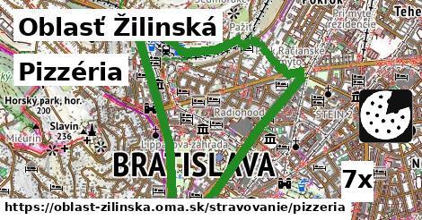 pizzéria v Oblasť Žilinská
