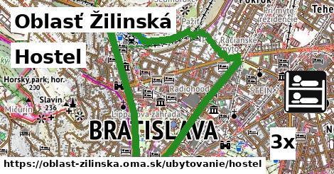hostel v Oblasť Žilinská