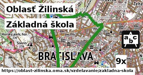 základná škola v Oblasť Žilinská