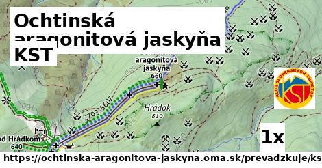 ilustračný obrázok k KST, Ochtinská aragonitová jaskyňa