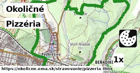 pizzéria v Okoličné