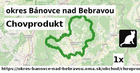Chovprodukt, okres Bánovce nad Bebravou