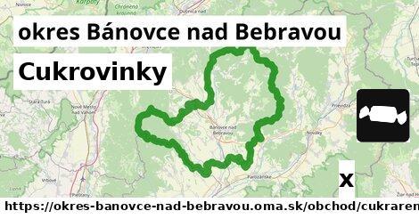 Cukrovinky, okres Bánovce nad Bebravou