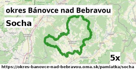 Socha, okres Bánovce nad Bebravou