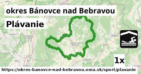 Plávanie, okres Bánovce nad Bebravou