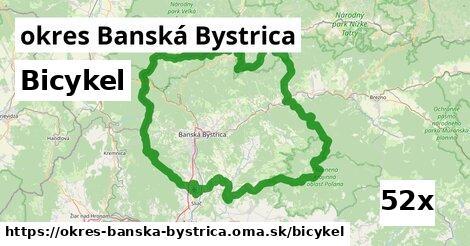bicykel v okres Banská Bystrica