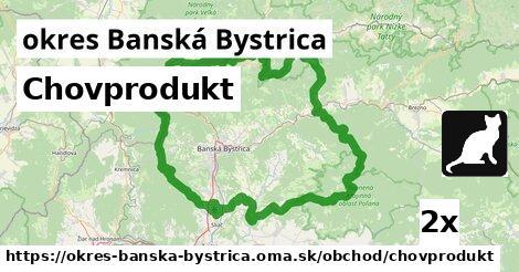 ilustračný obrázok k Chovprodukt, okres Banská Bystrica
