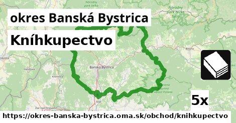 kníhkupectvo v okres Banská Bystrica