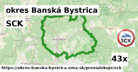 ilustračný obrázok k SCK, okres Banská Bystrica