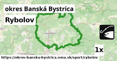 ilustračný obrázok k Rybolov, okres Banská Bystrica