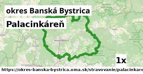 palacinkáreň v okres Banská Bystrica
