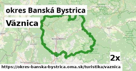 väznica v okres Banská Bystrica