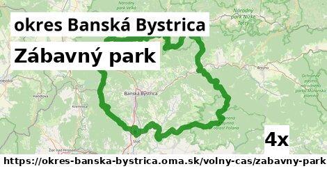 ilustračný obrázok k Zábavný park, okres Banská Bystrica