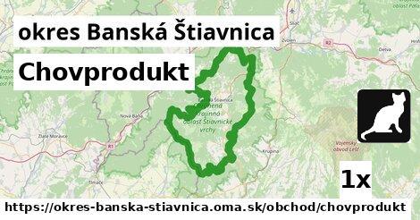 ilustračný obrázok k Chovprodukt, okres Banská Štiavnica