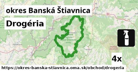 ilustračný obrázok k Drogéria, okres Banská Štiavnica
