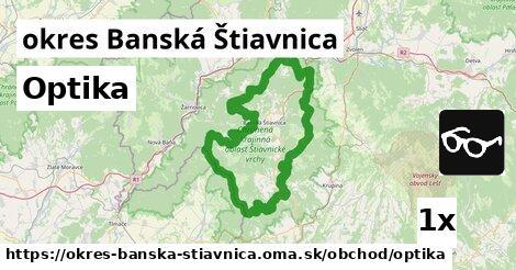 ilustračný obrázok k Optika, okres Banská Štiavnica