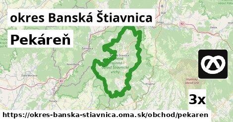 ilustračný obrázok k Pekáreň, okres Banská Štiavnica