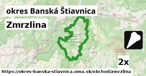 ilustračný obrázok k Zmrzlina, okres Banská Štiavnica