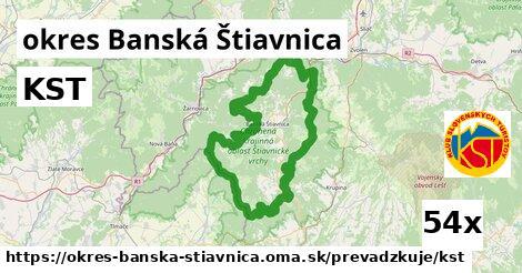 ilustračný obrázok k KST, okres Banská Štiavnica