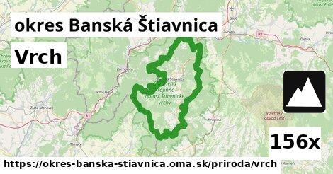 ilustračný obrázok k Vrch, okres Banská Štiavnica