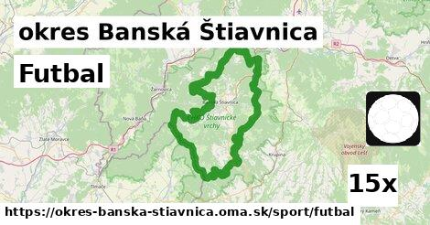 ilustračný obrázok k Futbal, okres Banská Štiavnica