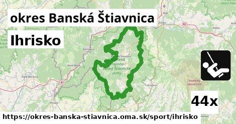 ilustračný obrázok k Ihrisko, okres Banská Štiavnica