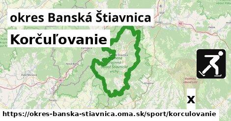 ilustračný obrázok k Korčuľovanie, okres Banská Štiavnica