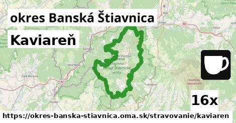 ilustračný obrázok k Kaviareň, okres Banská Štiavnica
