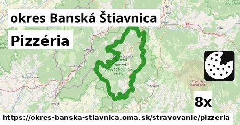 ilustračný obrázok k Pizzéria, okres Banská Štiavnica