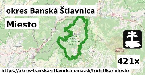 ilustračný obrázok k Miesto, okres Banská Štiavnica