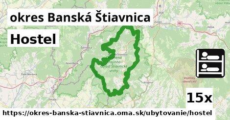 hostel v okres Banská Štiavnica
