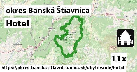 ilustračný obrázok k Hotel, okres Banská Štiavnica